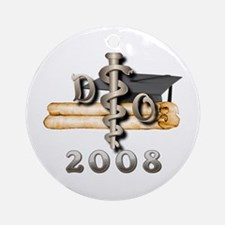 Osteopathic 2008 Ornament (Round)
