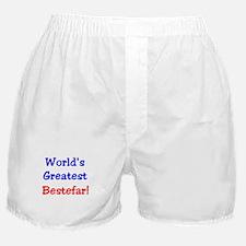 World's Greatest Bestefar Boxer Shorts