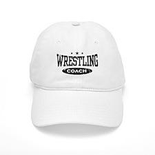 Wrestling Coach Baseball Cap
