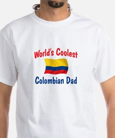 Coolest Colombian Dad Shirt