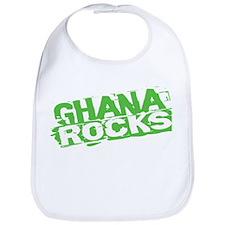 Ghana Rocks Bib