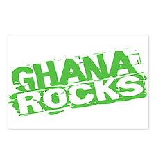 Ghana Rocks Postcards (Package of 8)