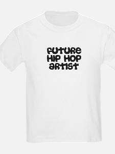 Future Hip Hop Artist T-Shirt