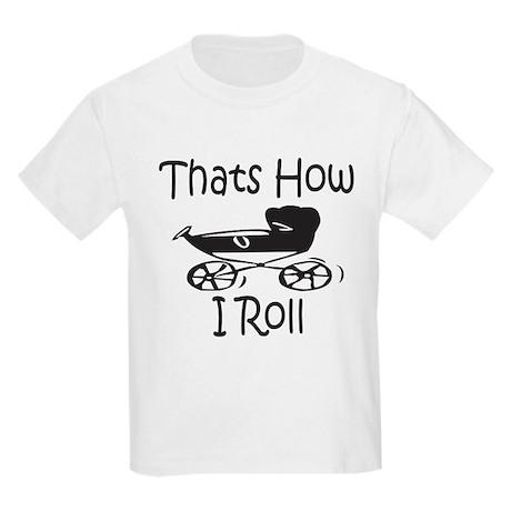 Buggy Roll Kids Light T-Shirt