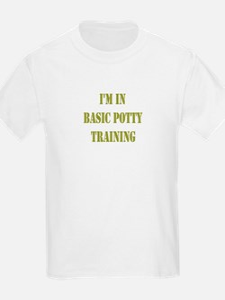 In Basic Potty Training T-Shirt