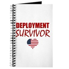 Deployment Survivor Journal