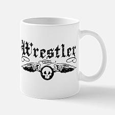 Wrestler Mug