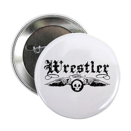 """Wrestler 2.25"""" Button"""