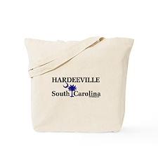 Hardeeville South Carolina Tote Bag