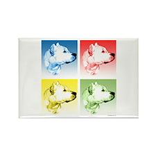 Dogo Pop Rectangle Magnet (100 pack)