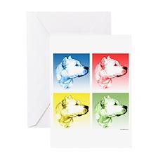 Dogo Pop Greeting Card
