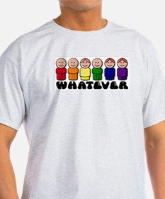 Gay Pride Whatever T-Shirt