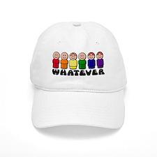 Gay Pride Whatever Baseball Cap