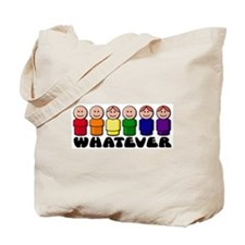 Gay Pride Whatever Tote Bag