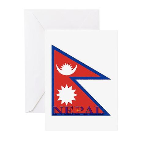 Nepal Greeting Cards (Pk of 10)