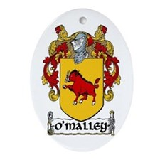 O'Malley Coat of Arms Keepsake Ornament