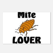 Mite Lover Postcards (Package of 8)