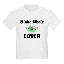 Minke Whale Lover T-Shirt