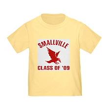 Unique Smallville alumni T