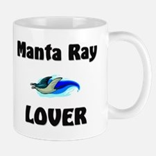Manta Ray Lover Mug