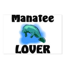 Manatee Lover Postcards (Package of 8)