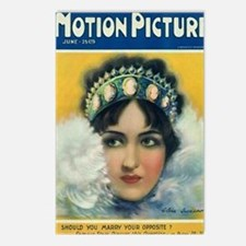 Gloria Swanson Postcards (Package of 8)