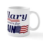 Hillary4McCain Mug