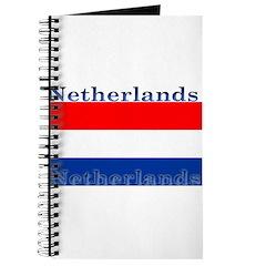Netherlands Dutch Flag Journal