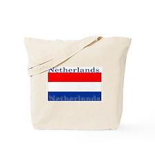 Netherlands Dutch Flag Tote Bag