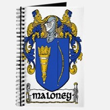 Maloney Coat of Arms Journal