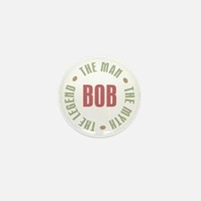 Bob Man Myth Legend Mini Button (10 pack)