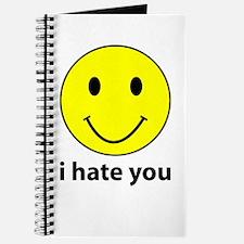 i hate you Journal