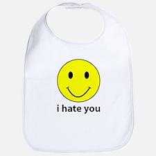 i hate you Bib