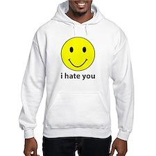 i hate you Hoodie