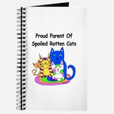 Spoiled Rotten Cats Journal