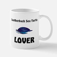 Leatherback Sea Turtle Lover Mug