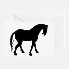 Tang Horse #4 Greeting Card