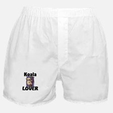Koala Lover Boxer Shorts
