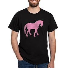 Pink Tang Horse #4 T-Shirt