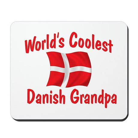 Coolest Danish Grandpa Mousepad