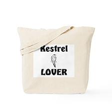 Kestrel Lover Tote Bag