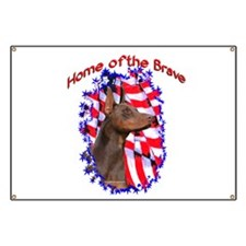 Dobie Brave Banner