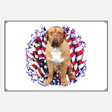 Dogue Patriot Banner