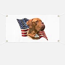 Dogue Flag Banner