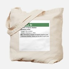 ShakeIt Tote Bag