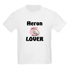 Heron Lover T-Shirt