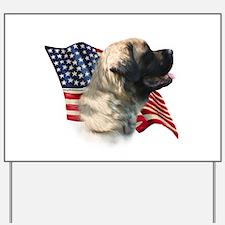Mastiff(flf) Flag Yard Sign