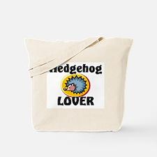 Hedgehog Lover Tote Bag