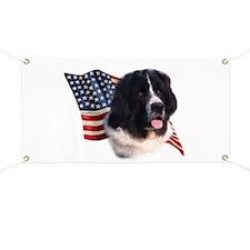 Newfie Flag Banner