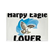 Harpy Eagle Lover Rectangle Magnet